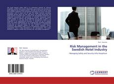 Bookcover of Risk Management in the Swedish Hotel Industry