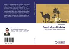 Capa do livro de Camel milk and Diabetes