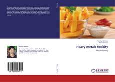 Heavy metals toxicity kitap kapağı