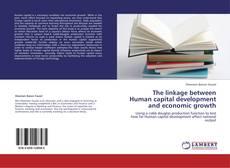 Обложка The linkage between Human capital development and economic growth