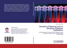 Bookcover of Genetics of Hearing Loss in Southern Egyptian Population
