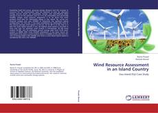 Bookcover of Wind Resource Assessment in an Island Country