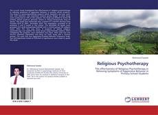 Bookcover of Religious Psychotherapy