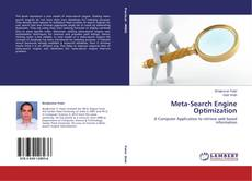 Buchcover von Meta-Search Engine Optimization