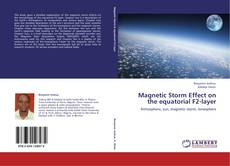 Copertina di Magnetic Storm Effect on the equatorial F2-layer