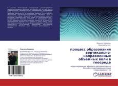 Bookcover of процесс образования вертикально-направленных объемных волн в геосреде