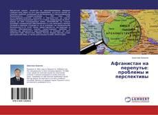 Bookcover of Афганистан на перепутье: проблемы и перспективы