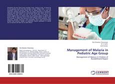 Portada del libro de Management of Malaria in Pediatric Age Group