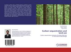 Buchcover von Carbon sequestration and land use