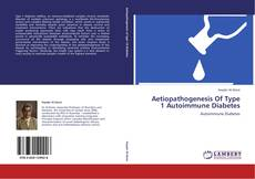 Capa do livro de Aetiopathogenesis Of Type 1 Autoimmune Diabetes