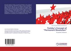 "Couverture de Trotsky's Concept of ""Permanent Revolution"""