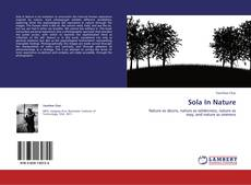 Bookcover of Sola In Nature