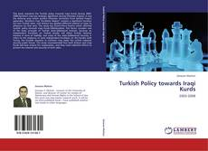 Buchcover von Turkish Policy towards Iraqi Kurds
