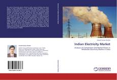 Bookcover of Indian Electricity Market