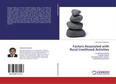 Bookcover of Factors Associated with Rural Livelihood Activities
