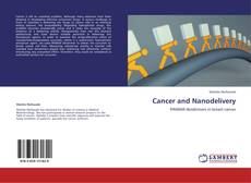 Couverture de Cancer and Nanodelivery