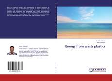 Bookcover of Energy from waste plastics