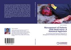 Couverture de Management of Patients with Head injury: A Statistical Approach