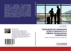 Гражданско-правовая ответственность в сфере воздушных перевозок的封面