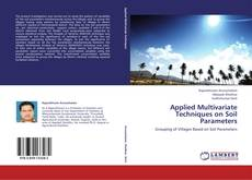 Capa do livro de Applied Multivariate Techniques on Soil Parameters