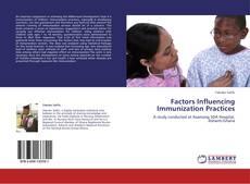 Обложка Factors Influencing Immunization Practices