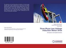 Copertina di Three Phase Low Voltage Induction Motor Drive