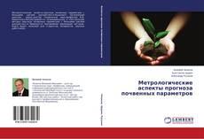 Bookcover of Метрологические аспекты прогноза почвенных параметров