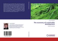 Couverture de The economy of sustainable development