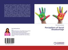 Bookcover of Perceptions of Social Disadvantage