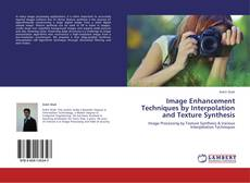 Bookcover of Image Enhancement Techniques by Interpolation and Texture Synthesis