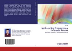 Обложка Mathematical Programming in Sample Surveys