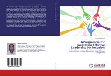 A Programme for Facilitating Effective Leadership for Inclusion的封面