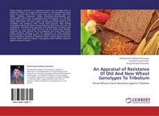 Portada del libro de An Appraisal of Resistance 0f Old And New Wheat Genotypes To Tribolium