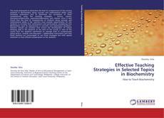 Capa do livro de Effective Teaching Strategies in Selected Topics in Biochemistry
