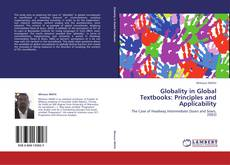 Portada del libro de Globality in Global Textbooks: Principles and Applicability