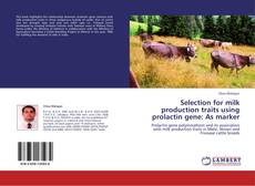 Bookcover of Selection for milk production traits using prolactin gene: As marker
