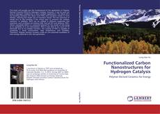 Обложка Functionalized Carbon Nanostructures for Hydrogen Catalysis
