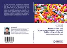 Couverture de Formulation and Characterization of Floating Tablet of Aceclofenac
