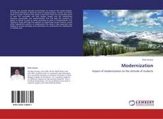 Bookcover of Modernization