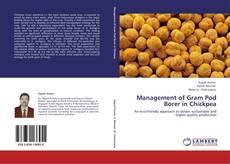 Management of Gram Pod Borer in Chickpea kitap kapağı