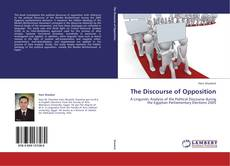 The Discourse of Opposition kitap kapağı