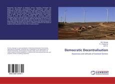 Couverture de Democratic Decentralisation