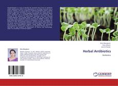 Bookcover of Herbal Antibiotics