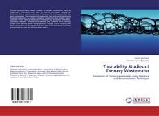 Borítókép a  Treatability Studies of Tannery Wastewater - hoz