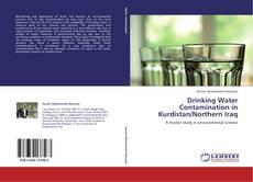 Borítókép a  Drinking Water Contamination in Kurdistan/Northern Iraq - hoz