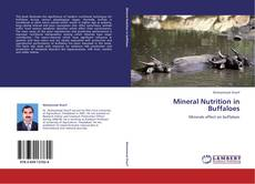 Couverture de Mineral Nutrition in Buffaloes