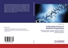 Colorectal Cancer in Kashmiri Population的封面