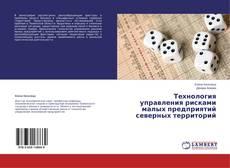 Copertina di Технология управления рисками малых предприятий северных территорий