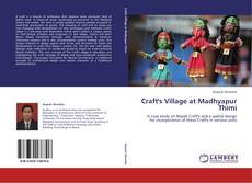 Capa do livro de Craft's Village at Madhyapur Thimi
