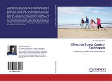 Bookcover of Effective Stress Control Techniques
